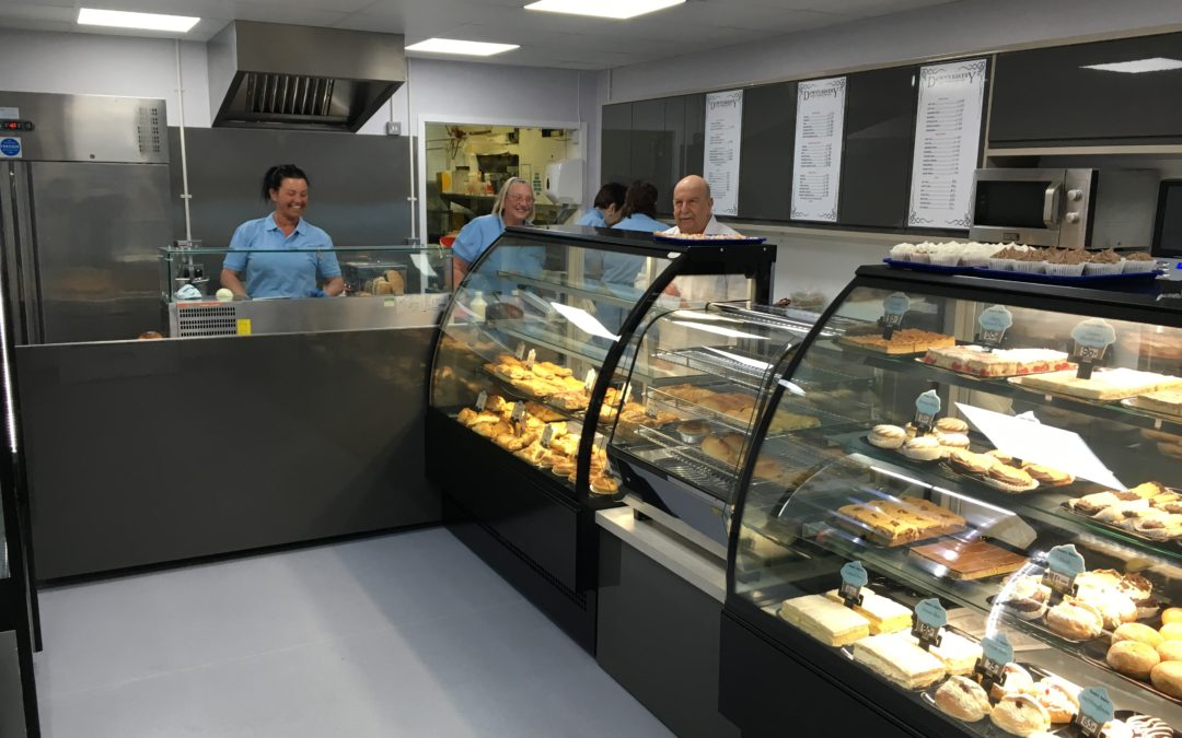Down's Bakery, Filton