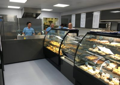 Down's Bakery, Filton